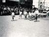 Desfile 7 de setembro de 1958 em Rio Negro - Colégio das Freiras (Enviada por Odontino da Silva Melão)