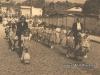 Desfile do Jardim de infância do Grupo Escolar Barão de Antonina
