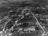 Vista aérea em 1954