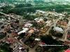 Vista aérea do centro de Rio Negro
