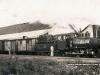 Estação ferroviária de Rio Negro em 1913