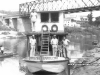 Navegantes no rio Negro