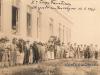 Caboclos alojados no Grupo Escolar Barao de Antonina em Janeiro de 1915
