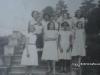 Alunas da Série do Ginásio 1953 que funcionou no prédio do Grupo Escolar Barão de Antonina