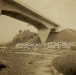 Ponte em Mafra no início dos anos 60 (Foto enviada por Marcos V. Jahn)