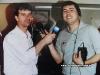 Radialistas Gari (Difusora AM) & Mauro (Nova Era FM)