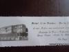 Grupo Escolar Barão de Antonina - Cartão foi entregue pela dona Lydia Crema ex-diretora aos professores em 15 de outubro de 1951