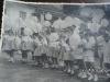 Grupo Escolar Barão de Antonina - Jardim de infância em Desfile Cívico (1957-1958)