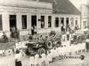 Presidente JK em Rio Negro 1957