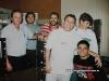 Nova Era FM - Tito, Zé Mauro, Marco Aurélio, Pedro Bismark (Nerso da Capitinga), Tchuca e Jota Araújo