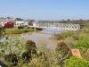 Ponte Metálica Dr. Diniz Assis Henning (Foto: Ever Lisboa)