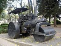 Rolo Compressor Maria Fumaça