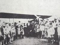 Antigos campos de aviação: Do São Lourenço ao Contestado