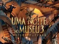 Filme Uma Noite no Museu 3 está em cartaz no Cine Seminário