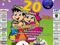 Festa Junina do Grupo de Jovens DDD