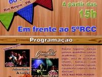 Tradicional Festa Julina do Quartel ocorre neste sábado em Rio Negro