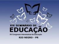 XIX Seminário de Educação de Rio Negro