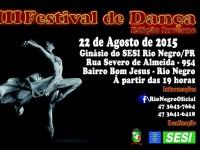 III Festival de Dança – Edição Inverno