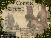 Rio Negro participa da 9ª Primavera dos Museus