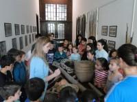 Alunos visitam exposição 'História dos Índios Botocudos em Rio Negro'