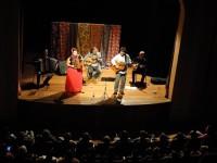 Viola Quebrada anima noite rionegrense